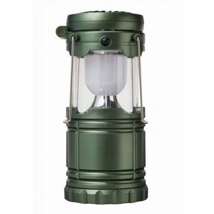 小禮堂 手提式 LED露營燈 風扇 小夜燈 桌燈 手提燈 掛燈 (綠盒裝)