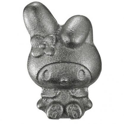 小禮堂 美樂蒂 日製 鐵玉 南部鐵器 補鐵 (銀 坐姿)