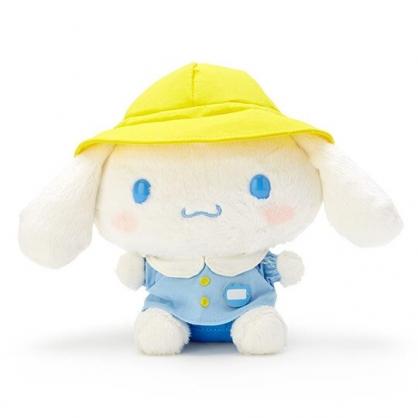 〔小禮堂〕大耳狗 絨毛玩偶 娃娃 玩具 布偶 (S 黃藍 復古學園系列)