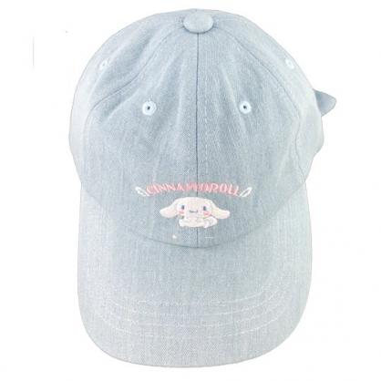 小禮堂 大耳狗 鴨舌帽 兒童帽 棒球帽 遮陽帽 老帽 (藍 2020夏日服飾)