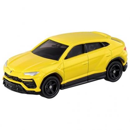 小禮堂 TOMICA 多美小汽車  藍寶堅尼休旅車 玩具車 公仔 模型 兒童玩具 (16 黃黑)