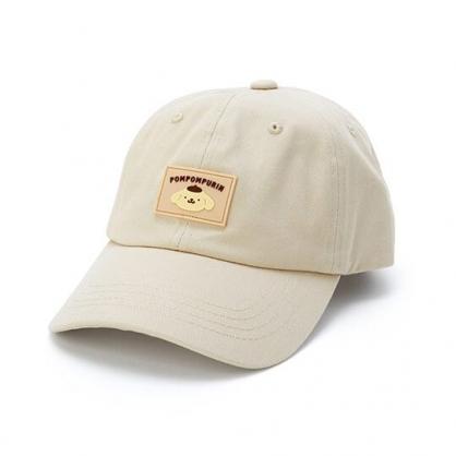 小禮堂 布丁狗 鴨舌帽 老帽 休閒帽 棒球帽 遮陽帽 (米 2020夏日服飾)