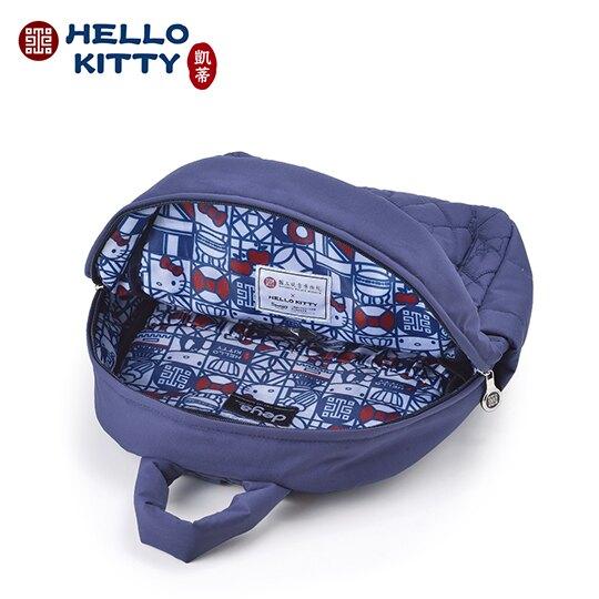 (現貨) 小禮堂 Hello Kitty x 故宮博物院 氧氣後背包 後背包 空氣包 雙肩包
