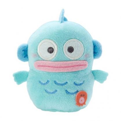 小禮堂 海怪 手指娃娃 絨毛 玩偶 指偶 手偶 布偶 玩具 (藍)