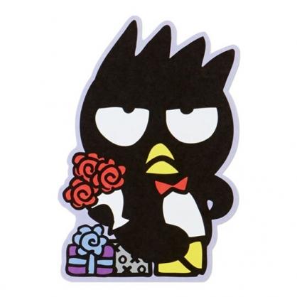 小禮堂 酷企鵝 萬用卡片 造型卡片 祝賀卡 送禮卡 感恩卡 節慶卡 (黑 西裝)
