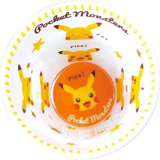 小禮堂 神奇寶貝 寶可夢 無把美耐皿杯 塑膠杯 兒童水杯 270ml (黃 滿版)