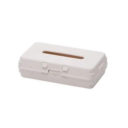 小禮堂 山田化學  日製 掀蓋面紙盒 塑膠面紙盒 抽取式紙巾盒 濕巾盒 (米)