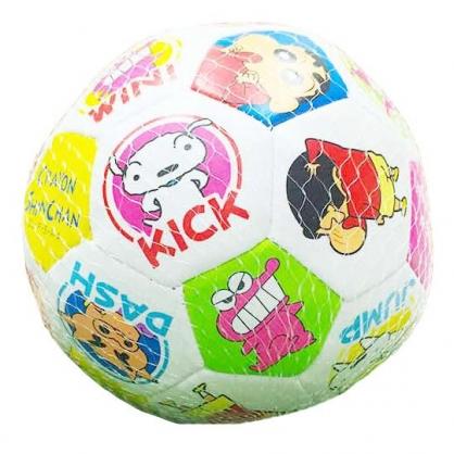 小禮堂 蠟筆小新 皮球玩具 彈力球 玩具球 戶外玩具 (白 大臉)
