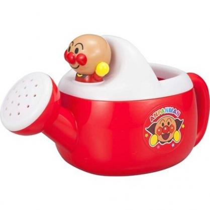 小禮堂 麵包超人 迷你造型澆水器玩具 沙灘玩具 灑水器 澆花器 (紅白 舉手)