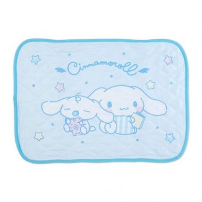 小禮堂 大耳狗 涼感枕頭套 枕巾 冷感枕套 涼感寢具 43x63cm (藍 朋友)