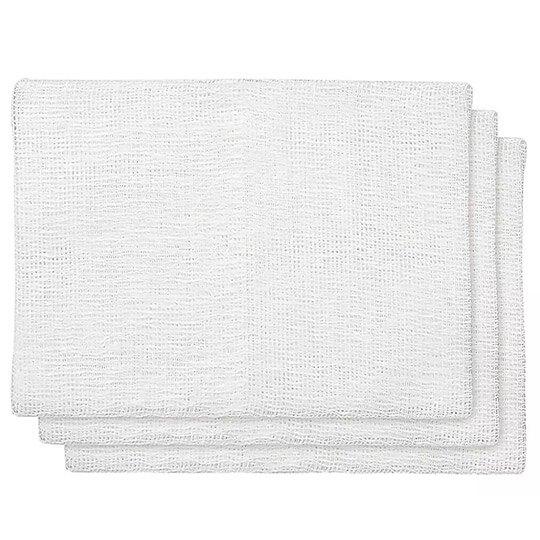 小禮堂 哆啦A夢 兒童平面布口罩 純棉口罩 平面口罩 (3入 藍白 道具)