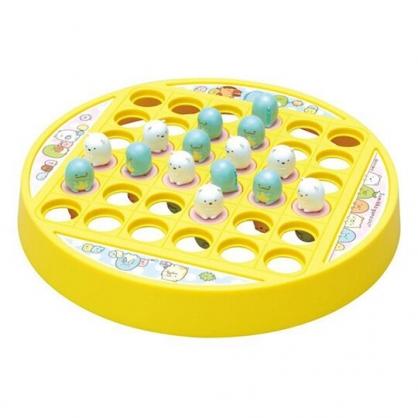 小禮堂 角落生物 翻轉棋 黑白棋玩具 棋盤玩具 益智遊戲 桌遊 (綠黃 看書)