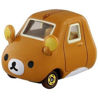 小禮堂 TOMICA多美小汽車 懶懶熊 造型三輪汽車 玩具車 模型車 (155 棕)
