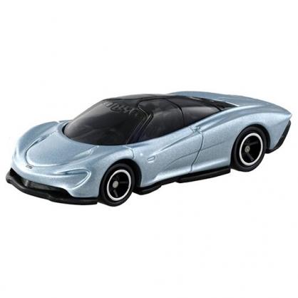小禮堂 TOMICA多美小汽車 麥拉倫Speedtail 3人座跑車 玩具車 模型車 (93 銀)