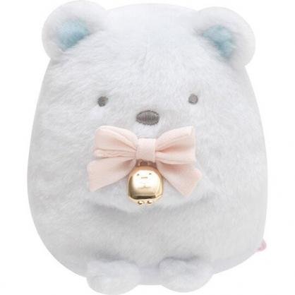 小禮堂 角落生物 北極熊 沙包玩偶 絨毛玩偶 沙包娃娃 (S 白 遊樂園)
