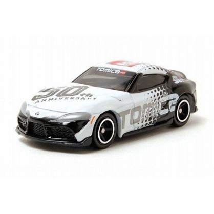 小禮堂 TOMICA多美小汽車 TOYOTA GR Supra 賽車 玩具車 模型車 (黑 50週年)