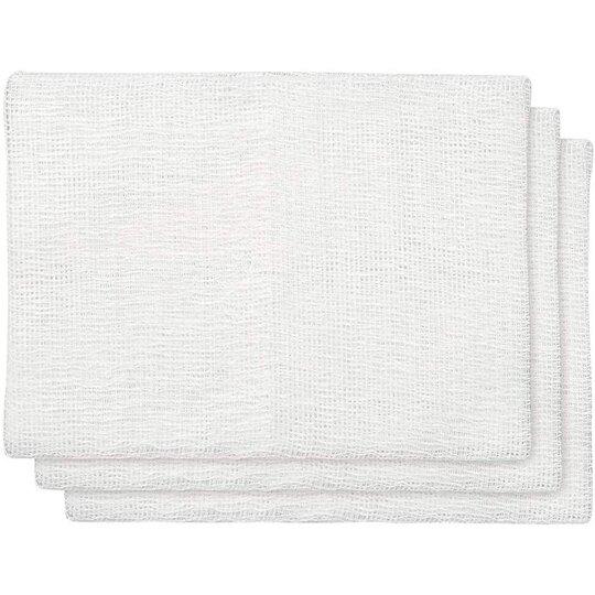 小禮堂 美樂蒂 兒童平面布口罩 純棉口罩 平面口罩 (3入 白粉 可麗餅)