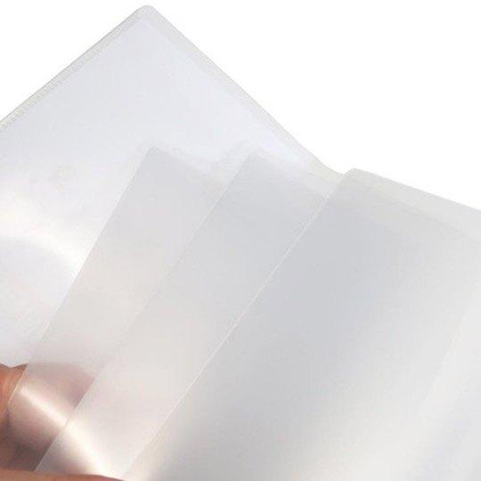 小禮堂 史努比 A4雙開式文件夾 資料夾 檔案夾 L夾 (白 四隻)