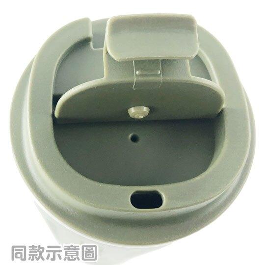 小禮堂 史努比 不鏽鋼隨行杯 隨身瓶 咖啡杯 保溫杯 510ml (米白 屋頂)