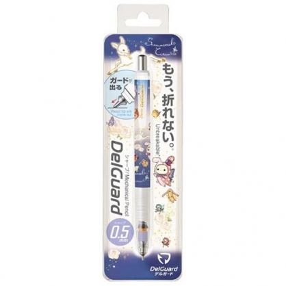 小禮堂 憂傷馬戲團 日製 自動鉛筆 自動筆 0.5mm DelGuard (深藍 小鹿)