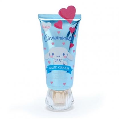 小禮堂 大耳狗 條狀保濕護手霜 香氛護手霜 護手乳 乳液 芒果香 (藍 寶石蓋)