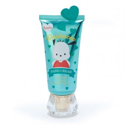 小禮堂 帕恰狗 條狀保濕護手霜 香氛護手霜 護手乳 乳液 蘋果香 (綠 寶石蓋)