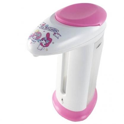 小禮堂 美樂蒂 感應式洗手乳機 自動給皂機 洗手乳機 皂液機 (桃白 綿羊)
