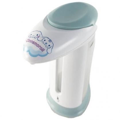 小禮堂 大耳狗 感應式洗手乳機 自動給皂機 洗手乳機 皂液機 (綠白 朋友)
