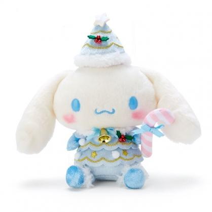 小禮堂 大耳狗 沙包玩偶 絨毛玩偶 聖誕娃娃 小型玩偶 布偶 (藍 2020聖誕節)
