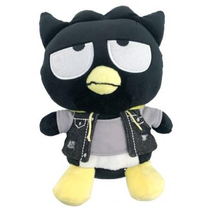 小禮堂 酷企鵝 8吋絨毛玩偶 絨毛娃娃 小型玩偶 布偶 (S 牛仔裝)