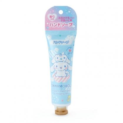 小禮堂 大耳狗 條狀香氛洗手乳 抗菌洗手乳 攜帶式洗手乳 洗手液 檸檬香 (藍 防疫對策)