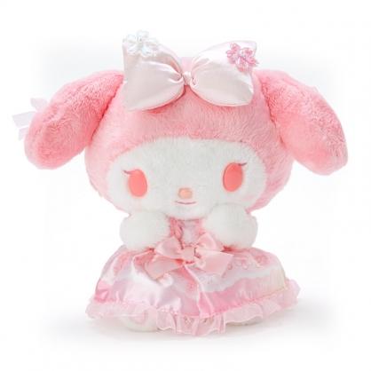 小禮堂 美樂蒂 沙包絨毛玩偶 沙包娃娃 櫻花玩偶 小型玩偶 布偶 (粉 大和櫻花)