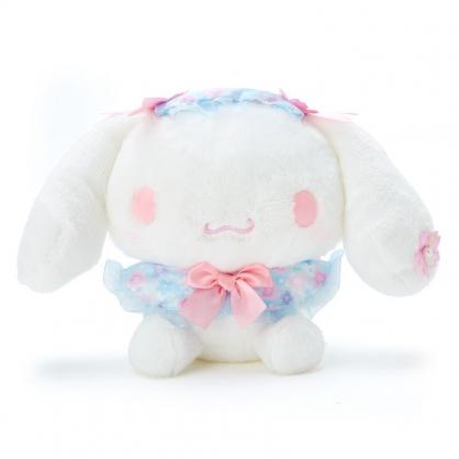 小禮堂 大耳狗 沙包絨毛玩偶 沙包娃娃 櫻花玩偶 小型玩偶 布偶 (藍 大和櫻花)