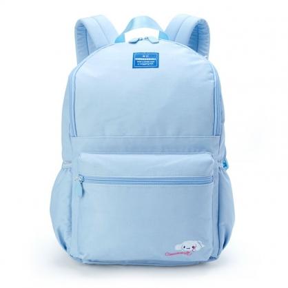 小禮堂 大耳狗 防潑水後背包 帆布後背包 兒童背包 書包 (藍 2021新生活)