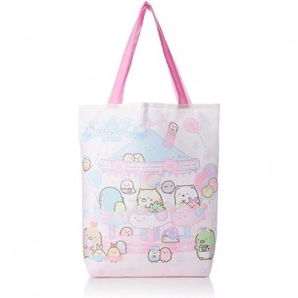 小禮堂 角落生物 環保購物袋 (遊樂園款)