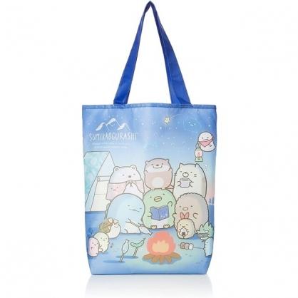 小禮堂 角落生物 環保購物袋 (露營款)