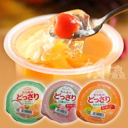 達樂美鮮果果凍 (230g)*6入/組