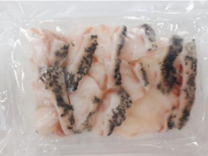 石斑清肉片
