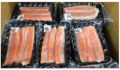 鮭魚肚 前肚