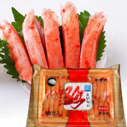 日式蟹肉棒