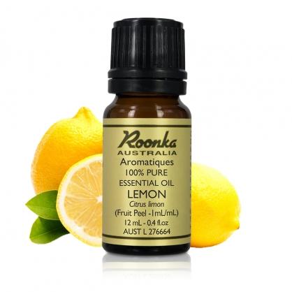 Roonka 檸檬精油 12ml