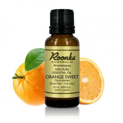 Roonka 甜橙精油 25ml
