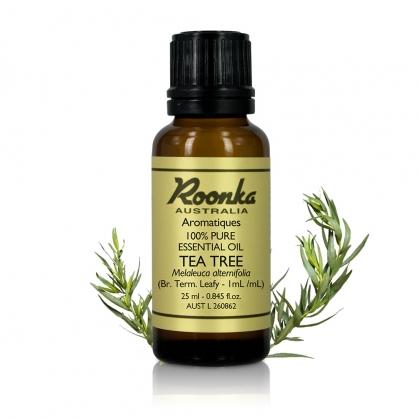 Roonka 茶樹精油 25ml