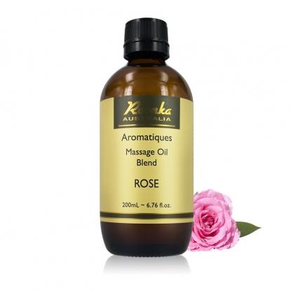 玫瑰滋養油 200ml (按摩油)
