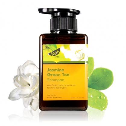 茉莉綠茶洗髮精 300ml