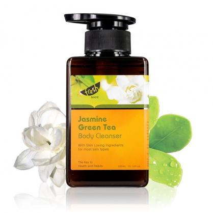 茉莉綠茶沐浴精 300ml