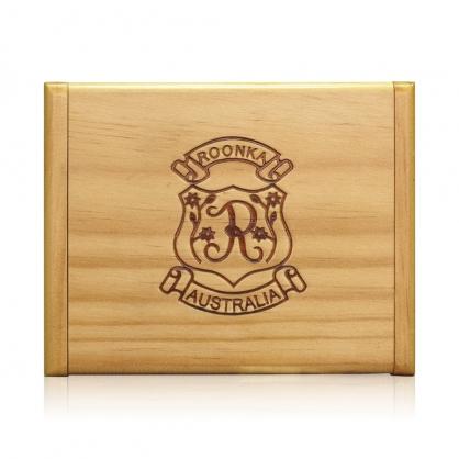 精油木盒(松木木盒) 12入