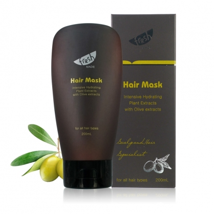 橄欖護髮菁華霜 200ml