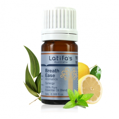 Latifa's 森呼吸複方精油 5ml