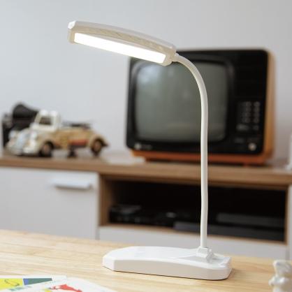 充電式LED大頭座燈